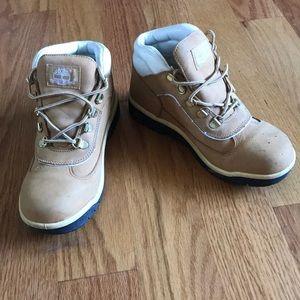 Timberland tan Field Boots